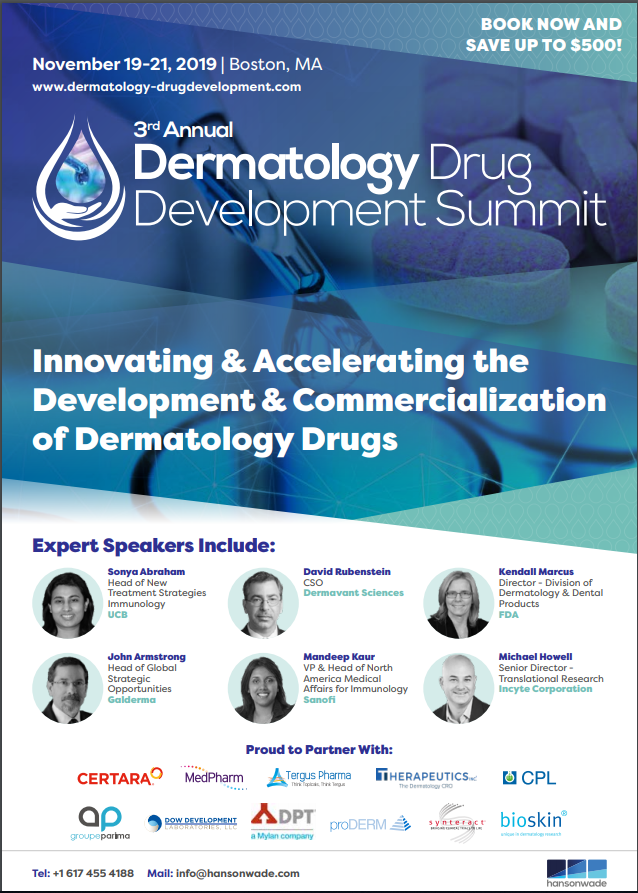 Dermatology front cover