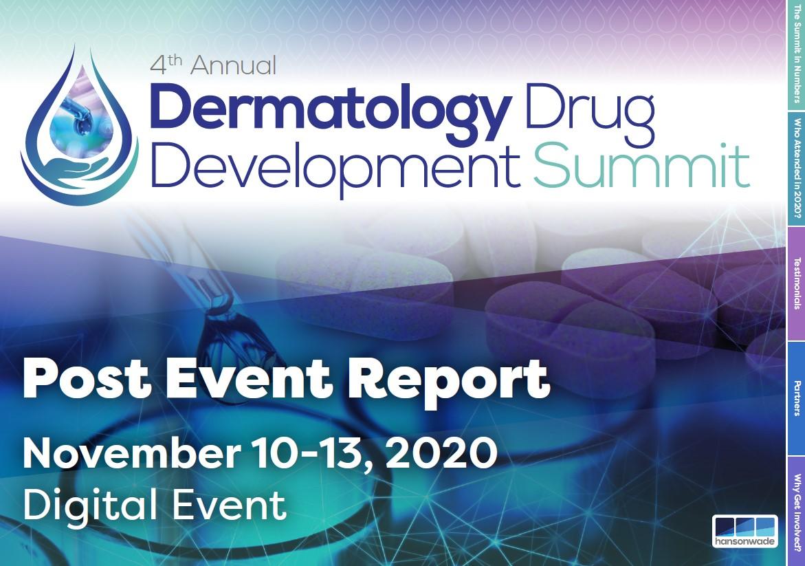 Derma Post-Event Report Cover