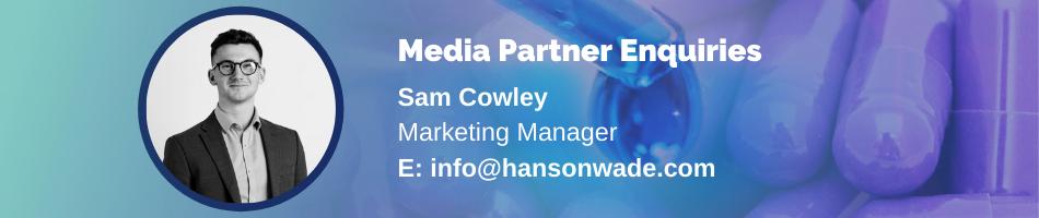 Media Partner Enquiries: info@hansonwade.com